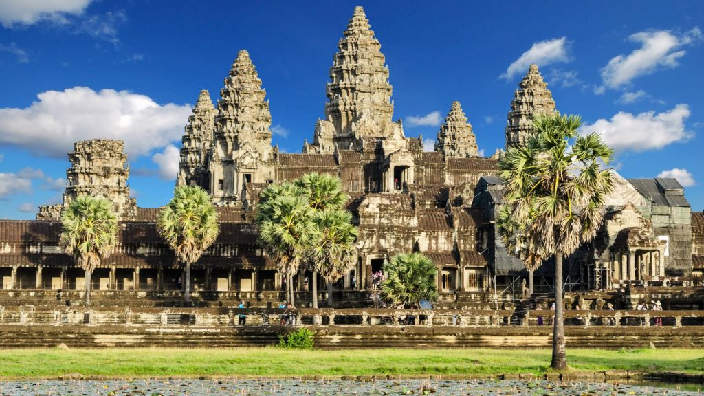 Cambodia – Overseas travel experience for 2019 – Claremont